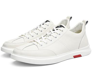 公牛世家男鞋春季潮鞋2020新款真皮鞋