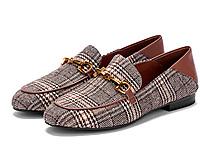 貝妃尼歐貨樂福鞋2020春款真皮單鞋