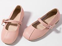 gamlon格慕隆2020新款春秋女童鞋軟底淺口單鞋