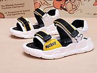 迪士尼童鞋男童�����鲂�2020新款夏季