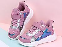 迪士尼童鞋女童运动鞋2020春秋季新款公主