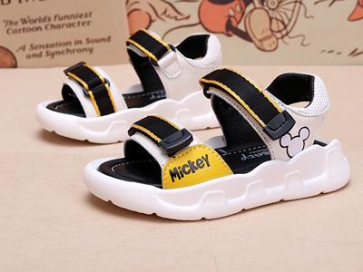 迪士尼童鞋男童宝宝凉鞋2020新款夏季
