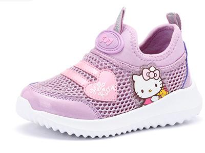 HelloKitty童鞋女童运动鞋2020春夏新款