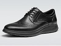 型录2020新款春夏英伦风布洛克雕花皮鞋