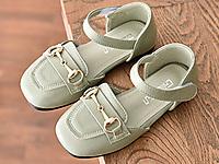 阿童木2020年夏季新款女童包头凉鞋