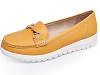 金猴春季女鞋百搭平底舒適豆豆鞋