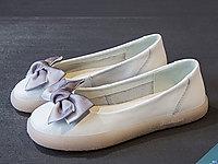 比佳妮浅口单鞋女平底百搭牛筋底女鞋2020新款