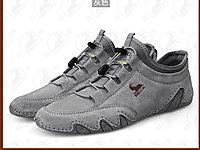 公羊男鞋2020年新款夏季透氣百搭鞋子男潮鞋