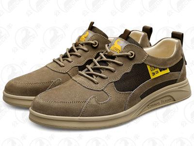 公羊男鞋2020年新款运动板鞋男士休闲皮鞋