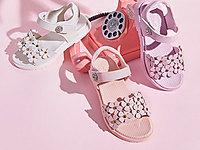 HOBIBEAR哈比熊2020新款时尚中大童网红公主鞋
