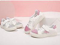 笛莎女童運動鞋2020春裝新款寶寶時尚洋氣鞋