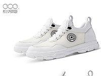 高哥小白鞋韓版潮流春季板鞋內增高男鞋