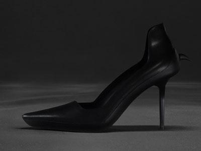 烫FEEEEVER女鞋2020新款高跟鞋