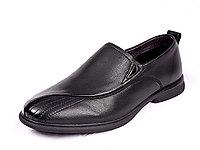 康彪2020春夏季新款黑色季英倫真皮皮鞋