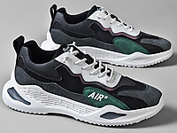 2020夏季新款飞织潮鞋子男士运动休闲鞋