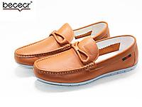 bececr彼克尔2020休闲新款皮鞋