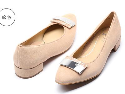 ara德国鹦鹉舒适女鞋-春夏浅口套脚低跟休闲款