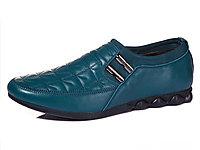 戴斯威-软面男士休闲鞋-英伦舒适驾车鞋潮