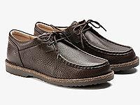 BIRKENSTOCK秋冬男款系带软木休闲鞋