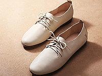 法蒂娜英伦小皮鞋女2020春季新款单鞋