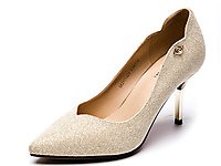 2020春季新款美丽佳人细高跟鞋-优美线条