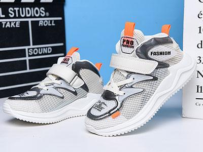 卡途童鞋男童鞋子2020新款镂空透气学生跑步鞋