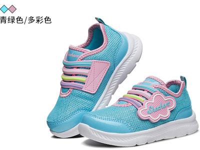 Skechers斯凯奇童鞋女童秋季学步鞋