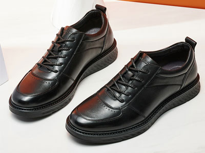 保罗盖帝2020新款皮鞋