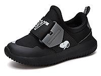 史努比童鞋男童女童�\�有�春秋新小孩跑步鞋