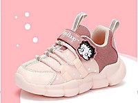 贝蒂童鞋毛毛虫鞋秋季新款儿童休闲运动鞋