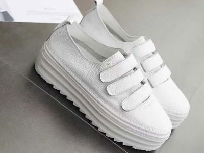 古优女鞋2020年潮流春季新款内增高
