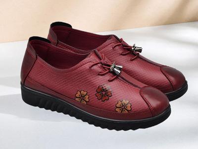 天赐福老北京布鞋春季女鞋软底防滑妈妈鞋