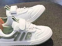 ��P神童�和�小白鞋女童低�托�平底休�e鞋