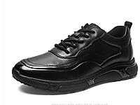 YUTUBOY男鞋秋季新款真皮户外运动休闲鞋