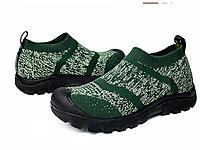 Sleader-Outdoor斯丽德透气飞织鞋面低帮徒步鞋