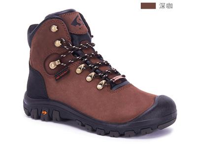 Sleader-outdoor斯丽德中帮防水登山鞋防滑减震