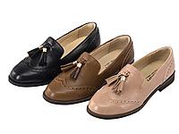 Grace-gift学院风乐福鞋女学生单鞋英伦小皮鞋