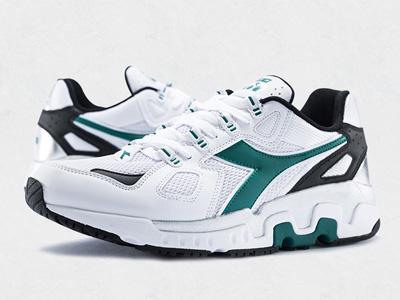 diadora迪亚多纳男鞋新款多功能超轻缓震跑鞋