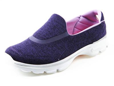 韵克健步鞋布鞋软底女老人鞋-舒适健康
