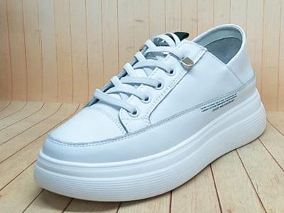 卡佛儿2020新款单鞋休闲舒适小白鞋