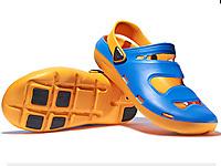 RAX瑞行户外洞洞鞋男女款拖鞋轻便沙滩鞋