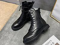 巨康马丁靴2020秋冬新款英伦骑士短靴单靴