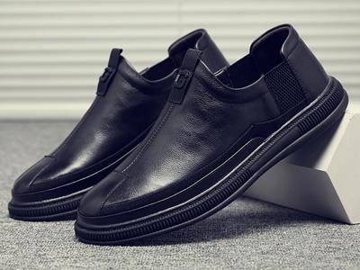 木林森男鞋2020秋季新款运动休闲鞋男潮英伦