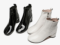 SNC圣恩熙-靴子2020新款女显瘦烟筒靴