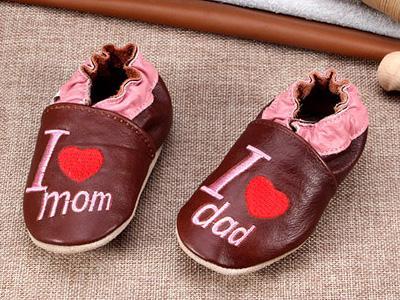 屁屁熊婴儿学步鞋0-6-12个月宝宝鞋