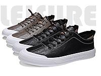 卡丹路男鞋秋季新款韩版百搭潮流黑色休闲鞋