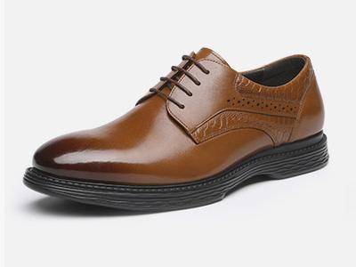 GOLL谷尔商务男正装皮鞋男士休闲皮鞋潮流韩版