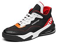 KINGSTEP君步复古潮流运动鞋厚底跑鞋休闲