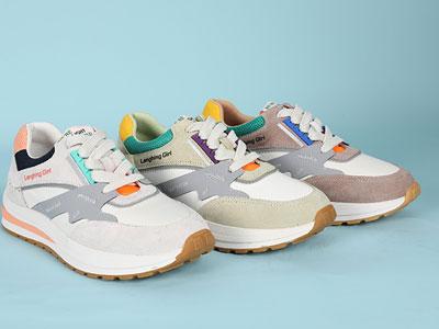 丹比奴皮鞋2020新款休闲运动鞋