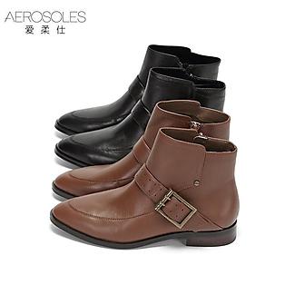 Aerosoles�廴崾说透�舒�m�W美女短靴